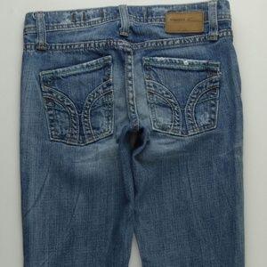 Vigoss Low Rise Boot Cut Jeans Juniors 3 A430J